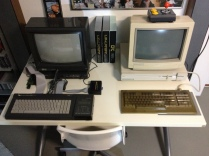 128K CP/M Brother´s Schneider CPC6128 + Commodore C128D