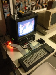 SymbOS on CPC6128 Workstation