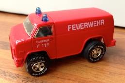 Darda Feuerwehr Van 1900-140 (1985)