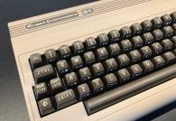 Drean Commodore 64 linke Seite