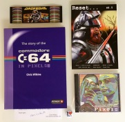 The story of the commodore C64 in pixels
