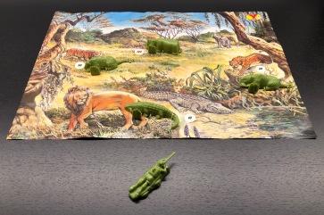 YPS 329 - Die Großwild-Safari Superposter