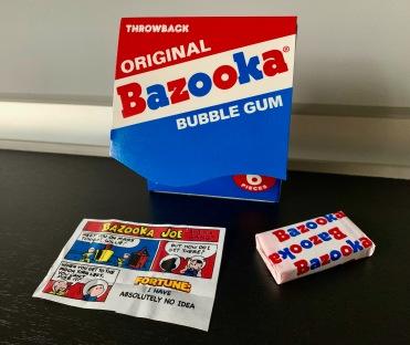 Bazooka Kaugummi