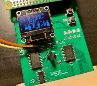 Sidekick64 - OLED Display